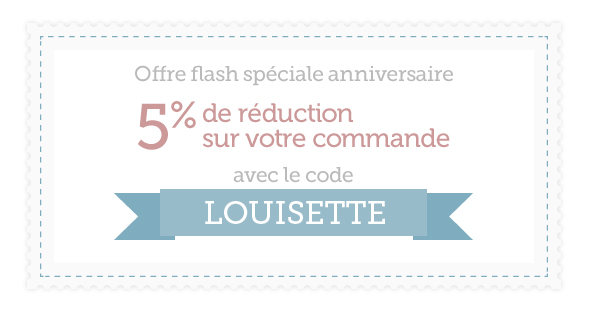 coupon louisette