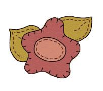 Les feutrines de Cinnamon Patch